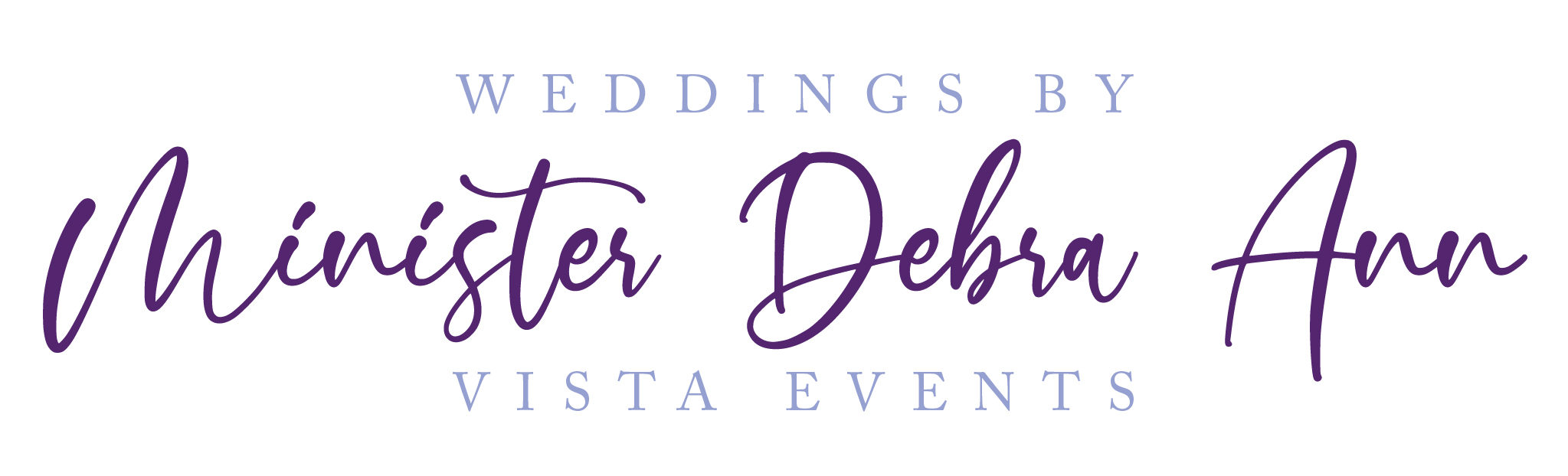 Weddings by Minister Debra Ann